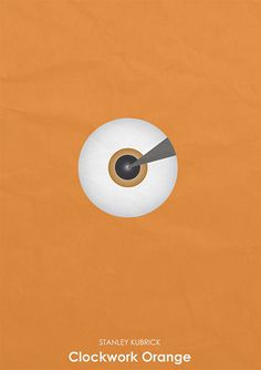 Rafal Rola - A Clockwork Orange - Kubrick et le web Saul Bass, Illustrations, Illustration Art, Pop Art, Fanart, Le Web, The Masterpiece, Stanley Kubrick, Actors