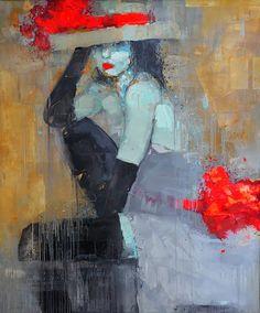 En esta ocasión voy a compartir con vosotros la mágica y preciosa pintura del artista ruso Viktor Sheleg, empezó a pintar cuando era un...