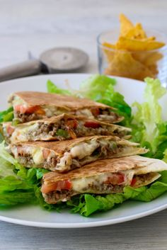 Quesadillas à la viande, curry et emmental – Rezepte Mexican Food Recipes, Beef Recipes, Ethnic Recipes, Tacos Mexicanos, Cooking Recipes For Dinner, Salty Foods, Ramadan Recipes, Fajitas, Diy Food