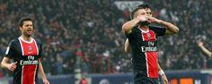 PSG 4 - 1 Ajaccio