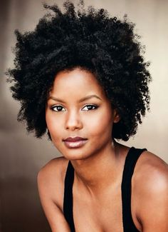 Magnificent 3 Things Natural Girls Wish You Knew Blushing Black Natural Short Hairstyles For Black Women Fulllsitofus
