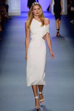 Cushnie et Ochs Spring 2017 Ready-to-Wear Fashion Show - Anja Leuenberger