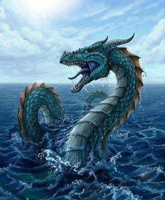 Jormungand - Norse mythology