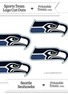 photograph about Seattle Seahawks Logo Printable titled 22 Least complicated Seahawks printable visuals inside 2018 Seahawks