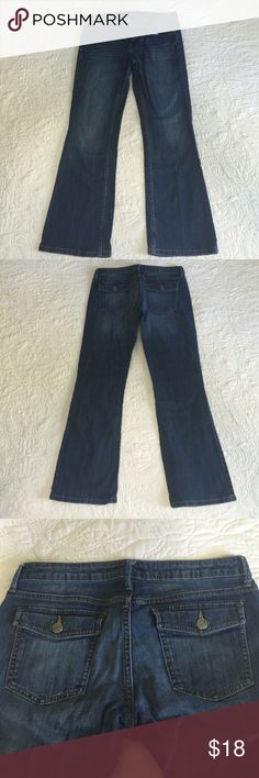 Banana Republic Jeans Banana Republic Jeans. Size 29/8 short. These are in great condition! No signs of wear on hem. Banana Republic Jeans Boot Cut