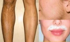 Remove Unwanted Hair In 3 Minutes Using This Natural Baking Soda Recipe! - Skin Care Tips Remove Unwanted Facial Hair, Unwanted Hair, Remove Public Hair, Soda Recipe, Wax Hair Removal, Beauty Recipe, Models, Skin Care Tips, Information Technology