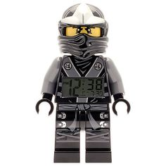 LEGO® Movie Cole Minifigure Alarm Clock - BedBathandBeyond.com