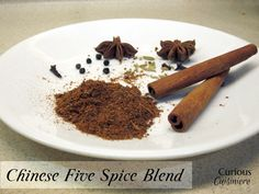Chinese Five Spice Blend from Curious Cuisiniere