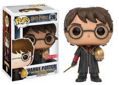 Funko Pop! Vinyl - Harry Potter - HARRY (with Golden Egg) Exclusive to Target