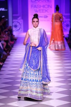 Indian wedding outfit Anita Dongre 2014