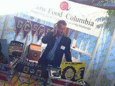 Review of Slow Food at Indie Grits 2012 by That Teowonna, May 2012
