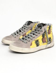 2428fdf5a9fe P448 sneakers Skate Pinapple - SuperFly Deluxe