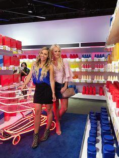 Heidi Klum fashion line at LIDL