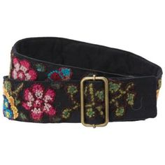 prAna Embroidered Wool Belt - Women's