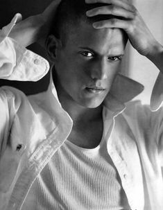 Wentworth Miller....YES! lol