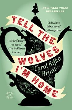 "The Journey Cover to Cover book club is reading ""Tell The Wolves I'm Home"" by Carol Rifka Brunt. Discussion will be held on March 19 at at the Glenwood Branch. Books And Tea, I Love Books, Great Books, Books To Read, My Books, Amazing Books, Reading Lists, Book Lists, Happy Reading"