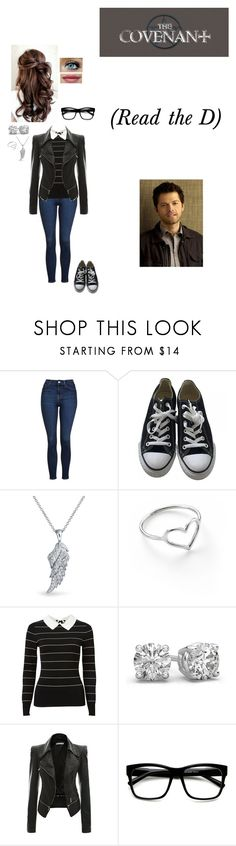"""""""The Covenant: Parker Ramsey (RTD)"""" by c-a-marie2000 ❤ liked on Polyvore featuring Topshop, Converse, Bling Jewelry, Jordan Askill, ZeroUV and TheCovenant"""