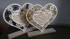 Darčeky pre svadobčanov - Poďakovanie rodičom - 7783613_