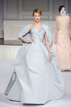 Blue pastel gown at http://www.luvtolook.net/2013/05/blue-pastel-gown.html