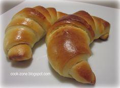 CoOk ZoNe: Cornetti-brioches (senza uova)