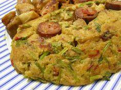 Migas de Espargos Instant Cooker, Kitchen Reviews, Portuguese Recipes, Portuguese Food, World Recipes, Quick Meals, Food Inspiration, Side Dishes, Food And Drink