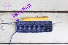 Crochet Tips – Straight Edges Everytime