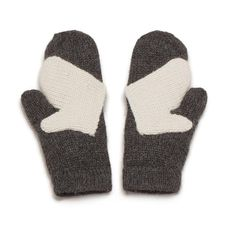 MITTENS.....that your little ones can slip their hands into and keep their hands warm as well.  Adore!