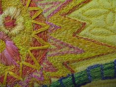 Thread painting by Terry White Thread Painting, Thread Work, Fiber Art, Quilting, Inspire, Embroidery, Stitch, Sewing, Inspiration