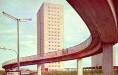 Historians appeal for memories to save Cumbernauld's story as town's skyline continues to change. Modern Buildings, Modern Architecture, Council Estate, New Topographics, Sense Of Place, Slums, Googie, Brutalist, Public Art