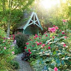 cottage garden style - Google Search