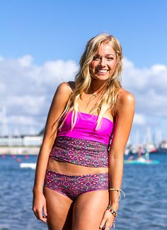The Trestle Swim Tops take swimwear to a new level with comfort f2cbb4e31
