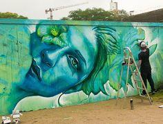 Interview with Brazilian Street Artist Valdi Valdi – Street Art 360