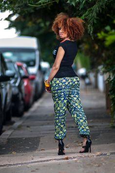 tribal-trousers Latest African Fashion, African Prints, African fashion styles, African clothing, Nigerian style, Ghanaian fashion, African women dresses, African Bags, African shoes, Nigerian fashion, Ankara, Aso okè, Kenté, brocade etc ~DKK