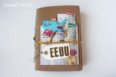 Mi diario de viaje de EE.UU. (Travel Diary) - Anuski´s World