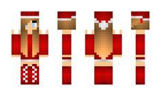 #Minecraft #Chirstmas #Skin