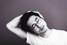 Steven Yeun photographed by Joana Pak