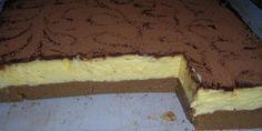 Krupicový koláč s vanilkovým krémem | NejRecept.cz
