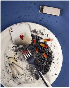 irving penn still life cigarette - Google Search