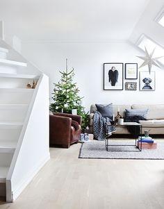 Un loft prêt pour Noël à Oslo - PLANETE DECO a homes world