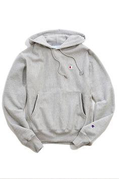 Shop Champion Boyfriend Logo Patch Hoodie Sweatshirt at Urban Outfitters today. Hoodie Sweatshirts, Pullover Hoodie, Grey Hoodie, Cute Hoodie, Men's Hoodies, Hoody, Vans Hoodie, Cotton Hoodies, Cute Lazy Outfits