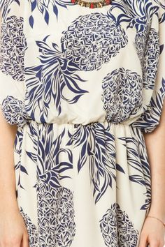 Tropical Soiree Dress