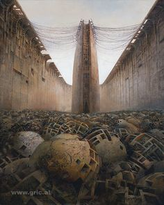 PETER GRIC - VISIONARY ART GALLERY