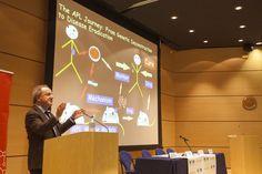 """""""Conocer las Bases Moleculares del #Cáncer abre las puertas a la esperanza"""" ceb edu #Master #salud #ciencia"""