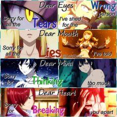 Akashi Kuroko, Fairy Tail Quotes, Qoutes, Life Quotes, Fairy Tail Guild, Another Anime, Fairy Tail Anime, Fairytail, Im In Love