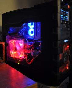 Haf 912 Asus I7 950 Red Led Asus Winning The Lottery