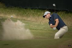 Ben Curtis - The Open 2014 by Terry Donnelly on 500px