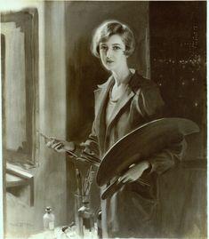 Tadeusz (Tade) Styka (Polish,1889–1954)  https://es.pinterest.com/kelsey2295/p-p-p-portraits/