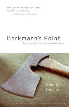 Borkmann's Point (Inspector Van Veeteren #2)