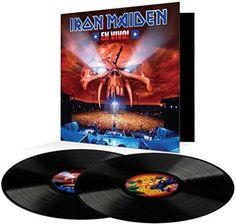 En Vivo [Vinyl LP] - Iron Maiden