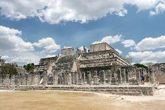 Messico, Sito di Chichen Itza, via Flickr.
